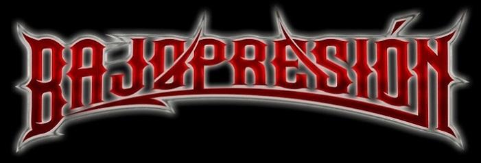 Bajopresión - Logo
