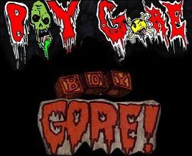 Boy Gore - Logo