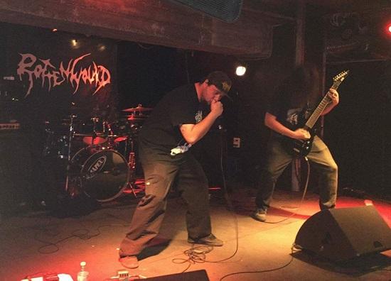 Rotten Wound - Photo