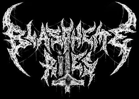 Blaspheme Rites - Logo