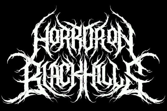 Horror on Black Hills - Logo