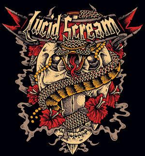 Lucid Scream - Logo