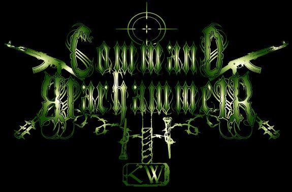 Command Warhammer - Logo