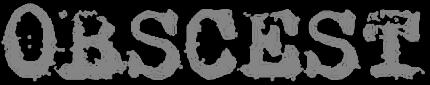 Obscest - Logo
