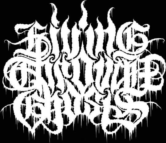 Living Through Ghosts - Logo