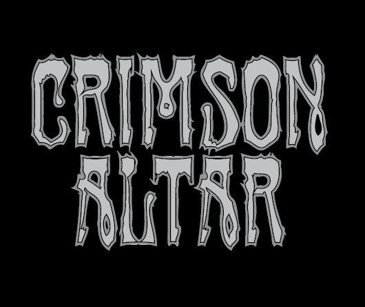 Crimson Altar - Logo