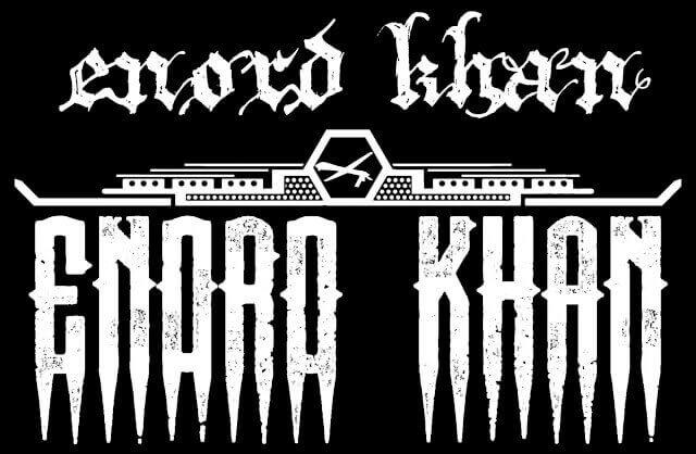 Enord Khan - Logo