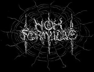 Nox Formulae - Logo