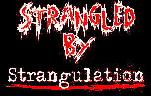 Strangled by Strangulation - Logo