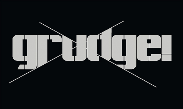 Grudge! - Logo
