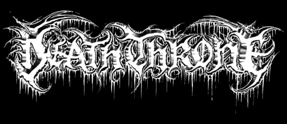 Death Throne - Logo
