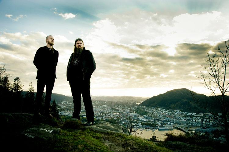 Ivar Bjørnson & Einar Selvik - Photo
