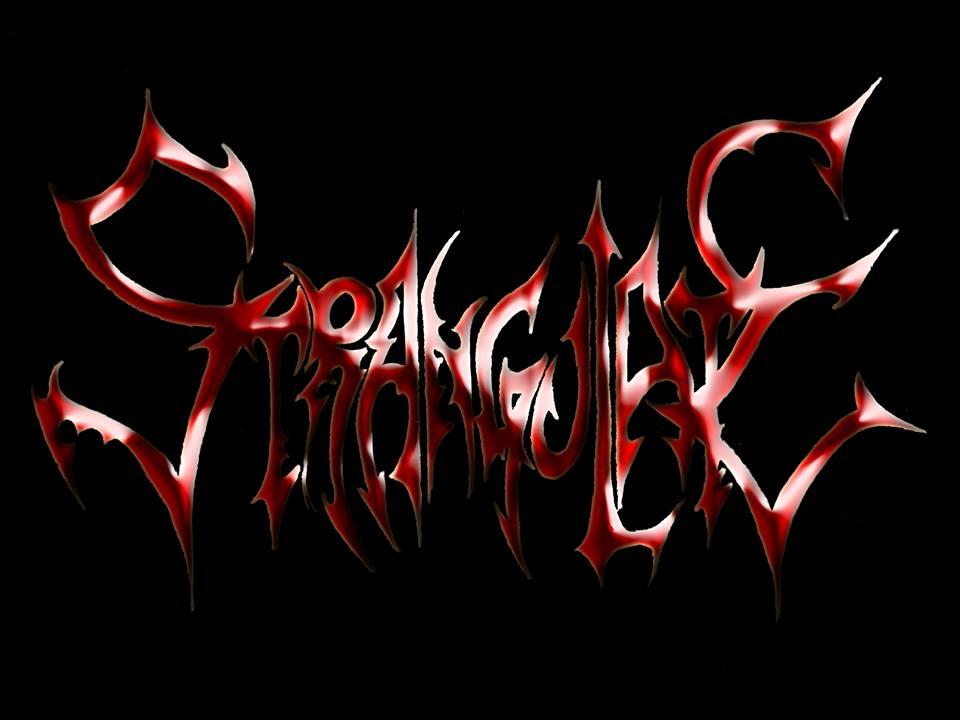 Strangulate - Logo