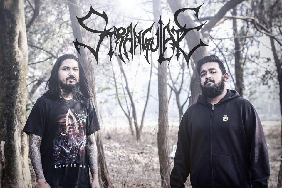 Strangulate - Photo