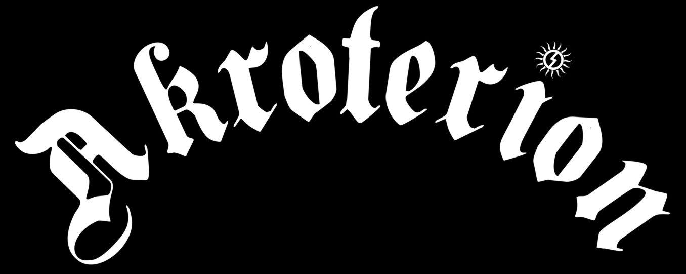 Akroterion - Logo