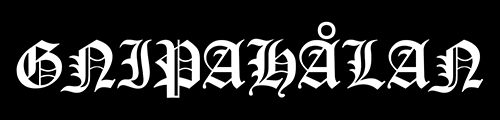 Gnipahålan - Logo
