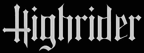 Highrider - Logo