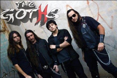 The Goths - Photo