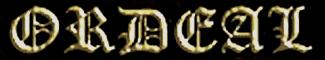 Ordeal - Logo