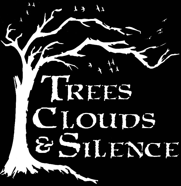 Trees, Clouds & Silence - Logo