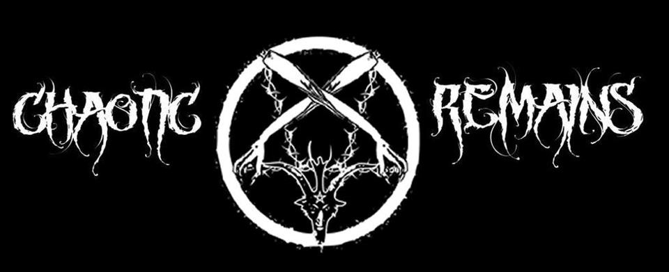 Chaotic Remains - Logo