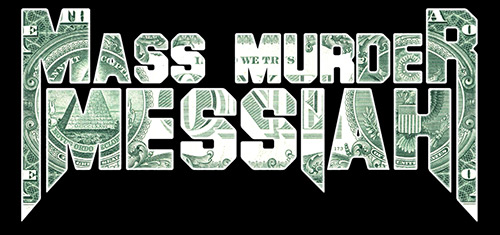 Mass Murder Messiah - Logo