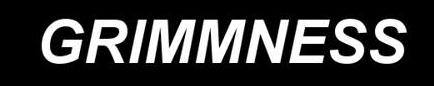Grimmness - Logo