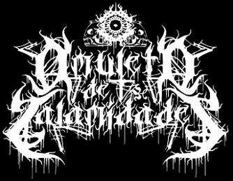 Amuleto de Calamidades - Logo