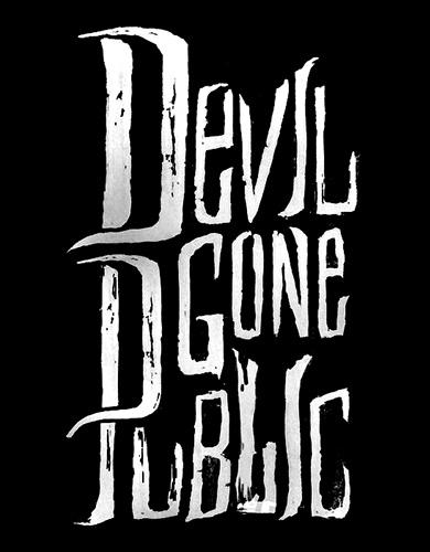 Devil Gone Public - Logo