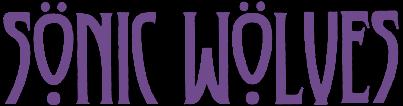 Sonic Wolves - Logo