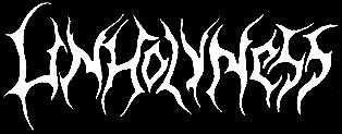 Unholyness - Logo