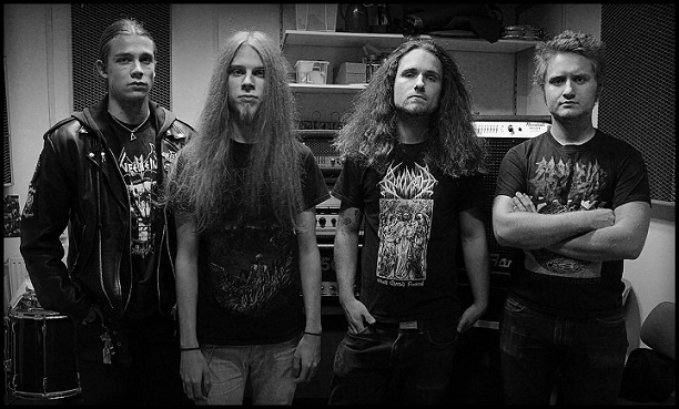 Gravebomb - Photo