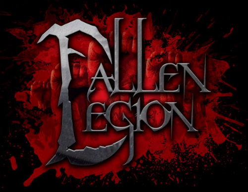 Fallen Legion - Logo