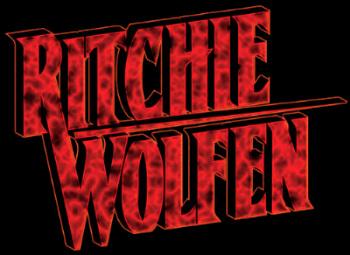 Ritchie Wolfen - Logo