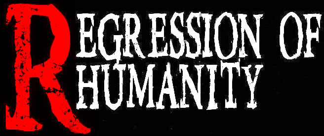 Regression of Humanity - Logo