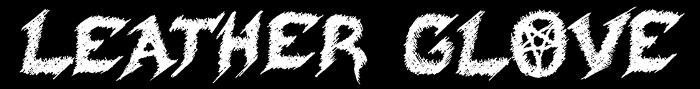 Leather Glove - Logo