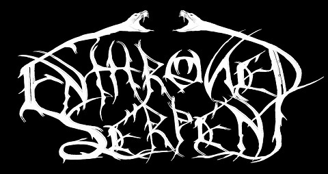 Enthroned Serpent - Logo
