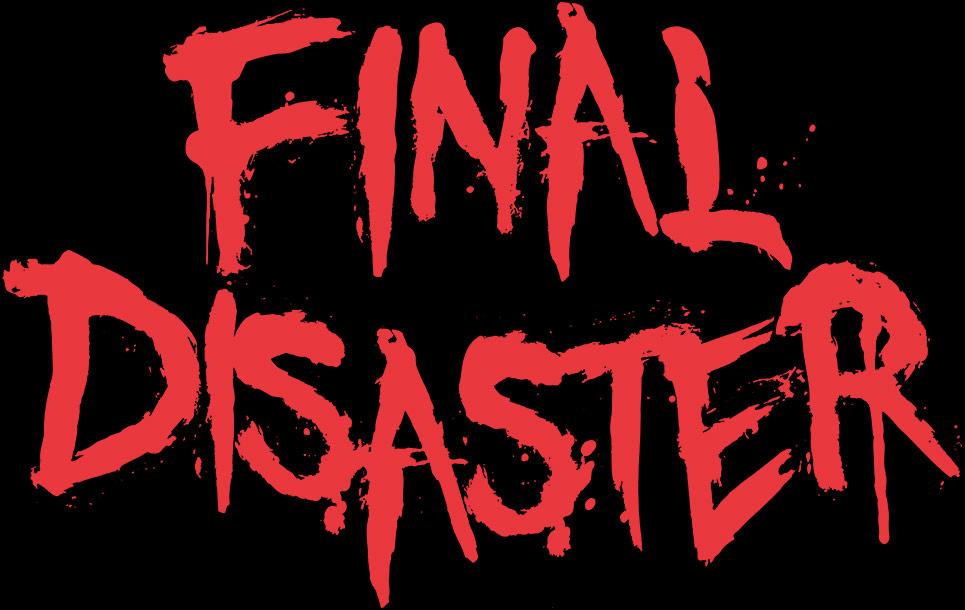 Final Disaster - Logo