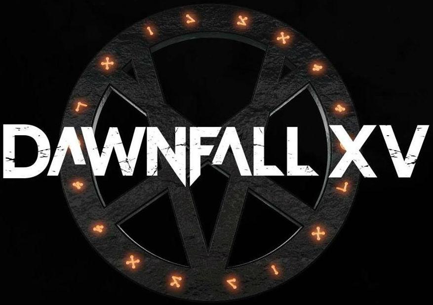 Dawnfall XV - Logo
