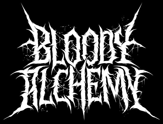 Bloody Alchemy - Logo