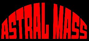 Astral Mass - Logo