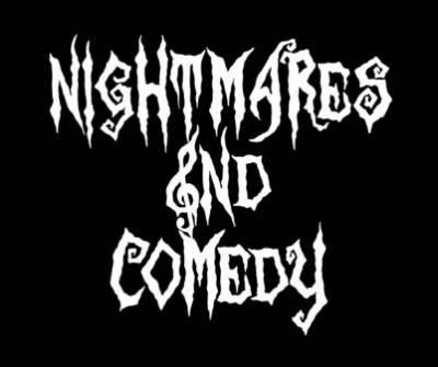 Nightmares &nd Comedy - Logo