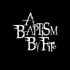 A Baptism by Fire - Logo