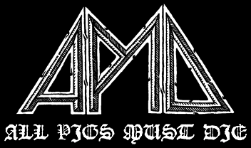 All Pigs Must Die - Logo