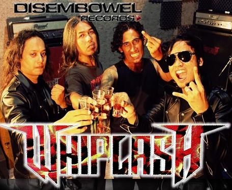 Whiplash - Photo