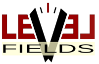 Level Fields - Logo