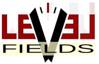 Level Fields - Logo