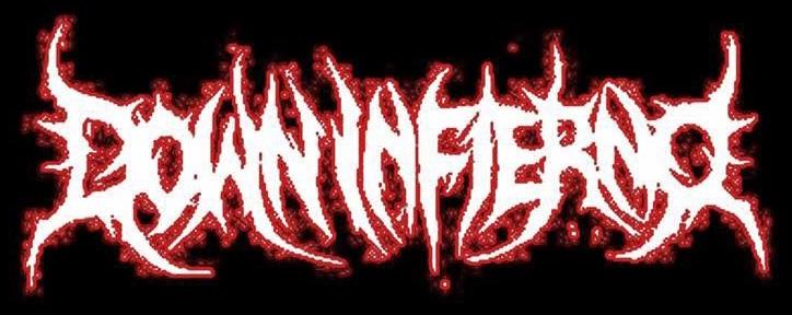 Down Infierno - Logo