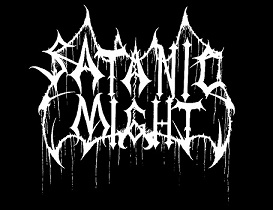 Satanic Might - Logo