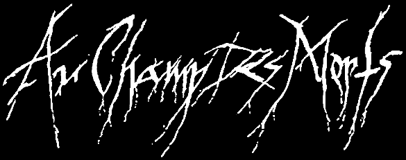 Au Champ des Morts - Logo
